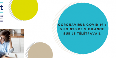 Covid-19 : 5 points de vigilance Aract Martinique